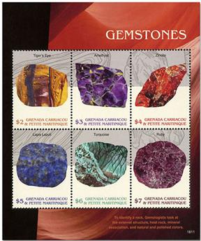 n° 4370/4375 - Timbre GRENADINES Poste