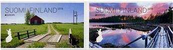 n° 2530/2531 - Timbre FINLANDE Poste (EUROPA)