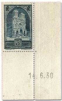 n°259a** - Timbre FRANCE Poste