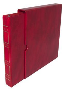 Reliure + étui ABAFIL (Rouge) + 70 RECHARGES CK7