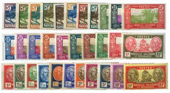 n°139/161** - Timbre NOUVELLE CALEDONIE Poste