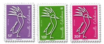 n° 1328/1330 - Timbre Nelle-Calédonie Poste