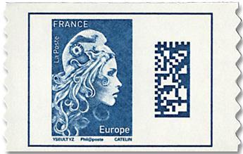 n° 1603/1604 - Timbre France Autoadhésifs