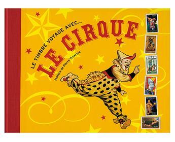 LE CIRQUE (n°4015) - Carnets et Ouvrages de Luxe