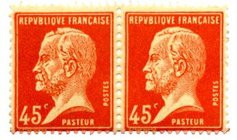 n°175a** - Timbre FRANCE Poste