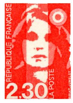 n°2614c** - Timbre FRANCE Poste