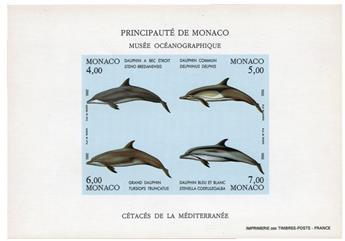 n° 56a - Timbre Monaco Bloc et Feuilet