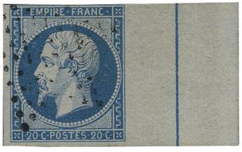 France : n°14Ai obl. TB