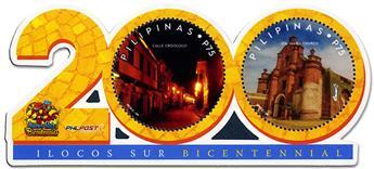 n° 386 - Timbre PHILIPPINES Blocs et feuillets