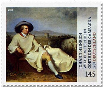 n° 3169 - Timbre ALLEMAGNE FEDERALE Poste