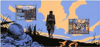 n° 148 - Timbre France Blocs souvenirs