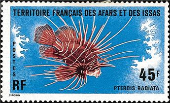 nr. 435 -  Stamp Afars and Issas Mail