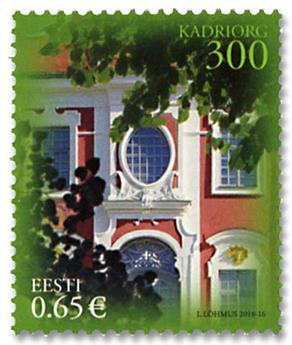 n° 855 - Timbre ESTONIE Poste