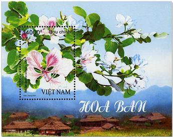 n° 158 - Timbre VIETNAM Blocs et feuillets