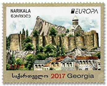 n° 518/519 - Timbre GEORGIE Poste (EUROPA)