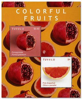 n° 261 - Timbre TUVALU Blocs et feuillets