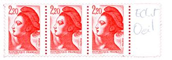n°2376** - Timbre FRANCE Poste