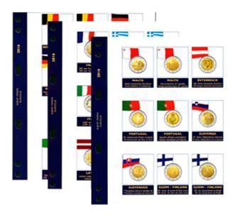 Recharges 2 EUROS commémoratifs 2016 - MARINI®