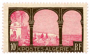 n°84** - Timbre ALGERIE Poste