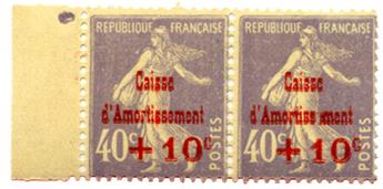 n°249, 249a** - Timbre FRANCE Poste