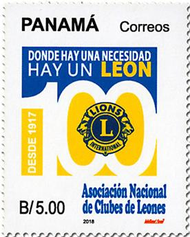 n° 1283 - Timbre PANAMA Poste