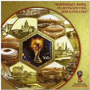 n° 448 - Timbre RUSSIE Blocs et feuillets