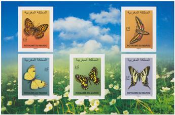 n° 1791/1794 - Timbre MAROC Poste