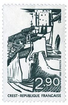 n° 2163a -  Selo França Correios