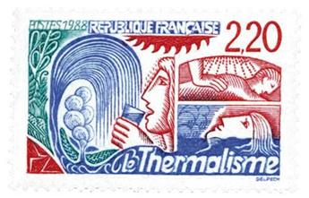 n°2556a** - Timbre France Poste