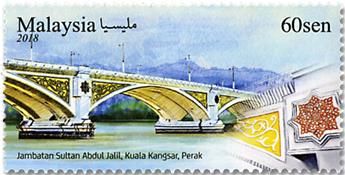 n° 1974/1977 - Timbre MALAYSIA Poste