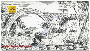 n° C3239 - Timbre ALBANIE Carnets (EUROPA)