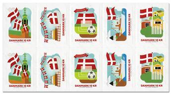 n° C1915 - Timbre DANEMARK Carnets