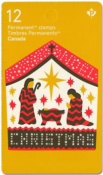 n° C3556 - Timbre CANADA Carnets