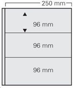 FEUILLE GARANT TRANSPARENT (x5) SAFE® (Ref 823)