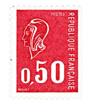 n° 1664b -  Timbre France Poste