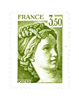 n° 2121a -  Timbre France Poste