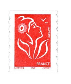 n° 49a -  Selo França Autoadesivos