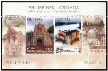 n° 391 - Timbre PHILIPPINES Blocs et feuillets