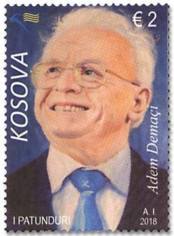 n° 302 - Timbre KOSOVO Poste