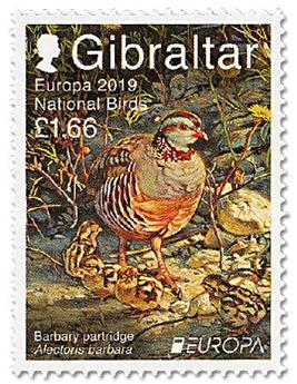 n° 1897/1898 - Timbre GIBRALTAR Poste (EUROPA)
