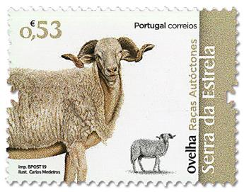 n° 4442/4447 - Timbre PORTUGAL Poste