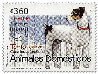 n° 2139 - Timbre CHILI Poste