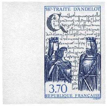 n°2500a** ND - Timbre FRANCE Poste