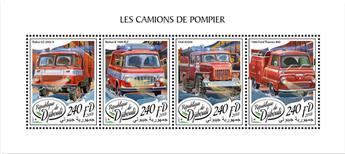 n° 1988/1991 - Timbre DJIBOUTI Poste
