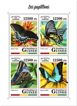 n° 9148/9151 - Timbre GUINÉE Poste
