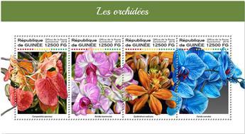 n° 9248/9251 - Timbre GUINÉE Poste