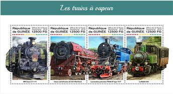 n° 9268/9271 - Timbre GUINÉE Poste