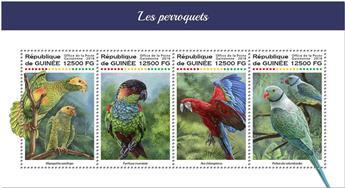 n° 9288/9291 - Timbre GUINÉE Poste