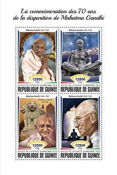 n° 9328/9331 - Timbre GUINÉE Poste