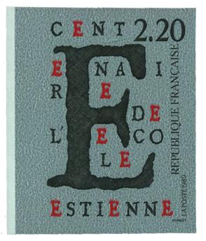 n°2563a** ND - Timbre FRANCE Poste